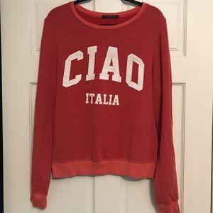 Super soft sweatshirt from Wildfox❤️❤️